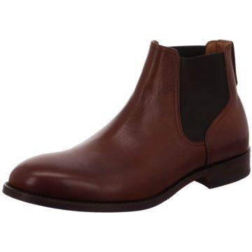 Lorenzi Chelsea Boot braun