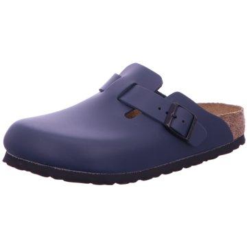 Birkenstock ClogBoston blau