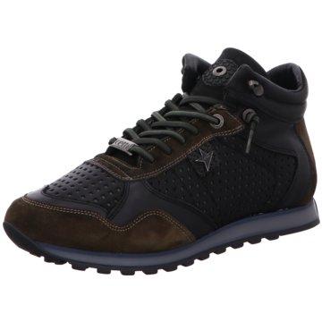 Cetti Sneaker High schwarz