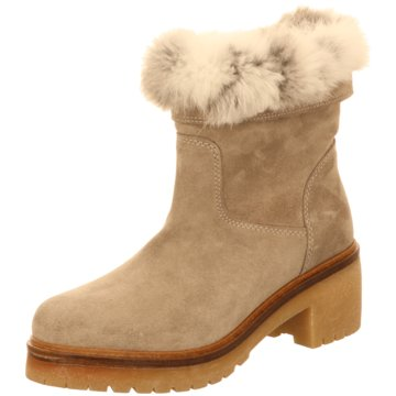 Alpe Woman Shoes Winter Secrets beige