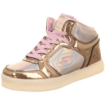 Skechers Sneaker High gold