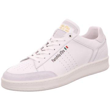 Pantofola d` Oro Sneaker Low weiß