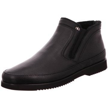 Aldo Brue Komfort Stiefel schwarz