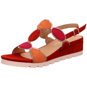 Legazelle Sandalette rot