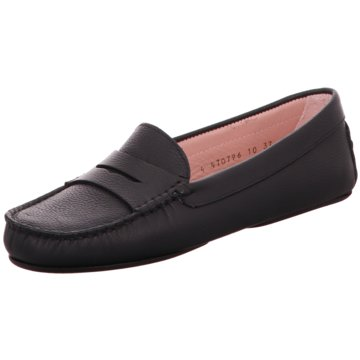 Pretty Ballerinas Slipper schwarz