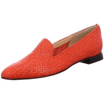 Brunate Slipper orange