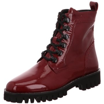 Sioux Top Trends Stiefeletten rot