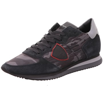 Philippe Model Sneaker schwarz