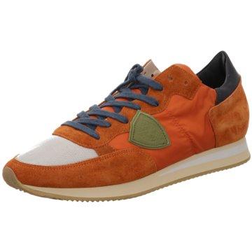Philippe Model Sneaker orange