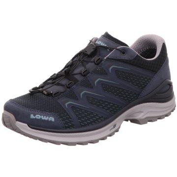 LOWA Outdoor SchuhMADDOX GTX LO - 310614 blau