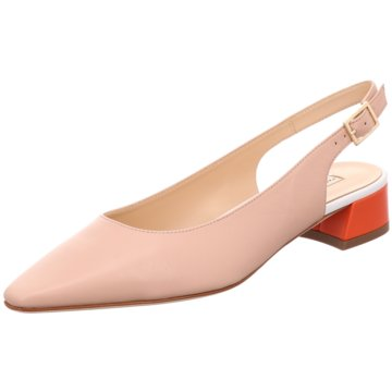 FABIO RUSCONI Pumps beige
