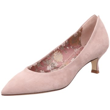 Lorena Paggi Pumps rosa