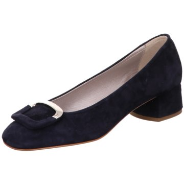 CC66 Pumps blau