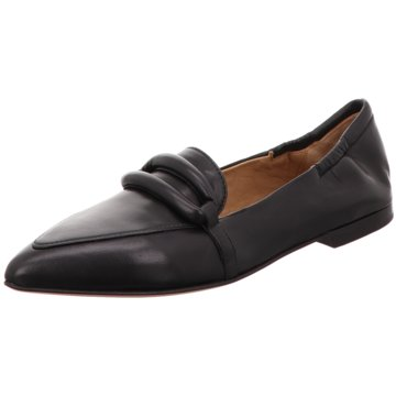 Pomme d'or Slipper schwarz