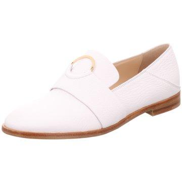 Camerlengo Slipper weiß