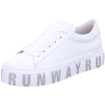 Kennel + Schmenger Sneaker weiß