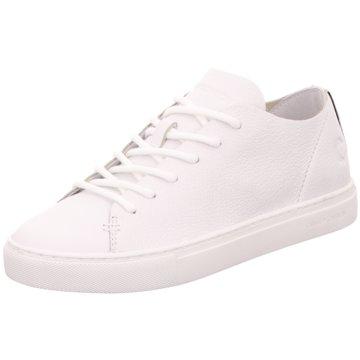 Crime London Sneaker weiß