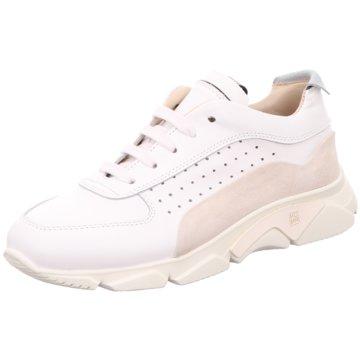 Moma Sneaker weiß