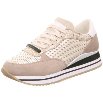 Crime London Sneaker beige
