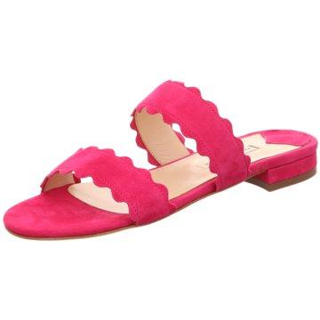 FABIO RUSCONI Pantolette pink