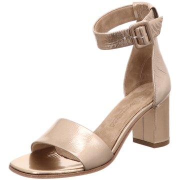 Kennel + Schmenger Sandalette gold