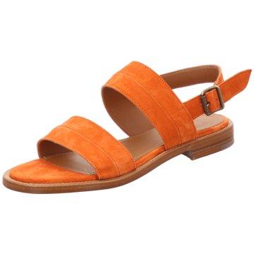 Elia Maurizi Sandalette orange