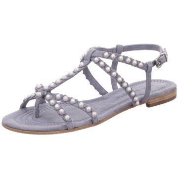 Kennel + Schmenger Top Trends Sandaletten blau