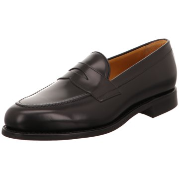 Berwick 1707 Business Slipper schwarz