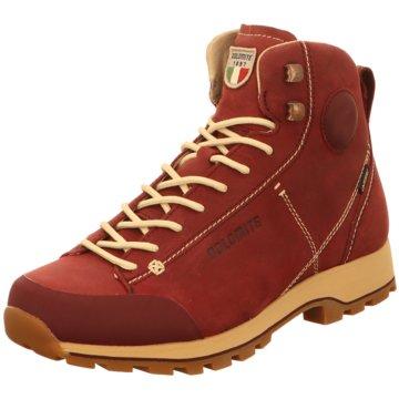 Scott Outdoor SchuhShoe W's 54 High FG rot