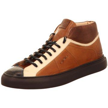 Melvin & Hamilton Sneaker High braun