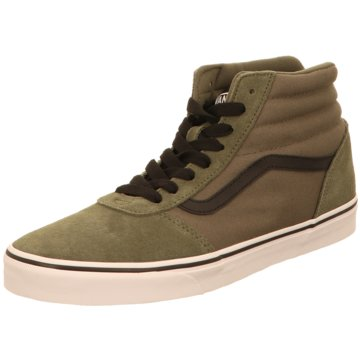 Vans Sneaker High oliv