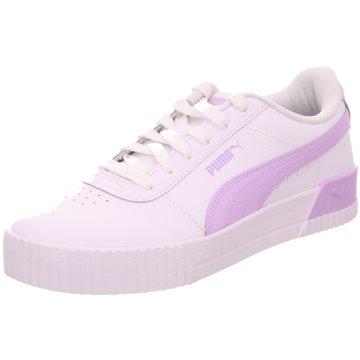 Puma Top Trends SneakerCARINA L - 370325 weiß