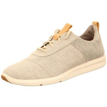 TOMS Sneaker Low beige
