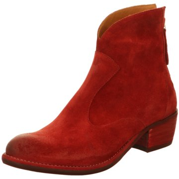 Thea Mika Westernstiefelette rot