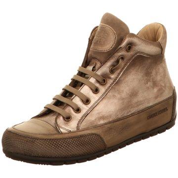 Candice Cooper Sneaker High gold