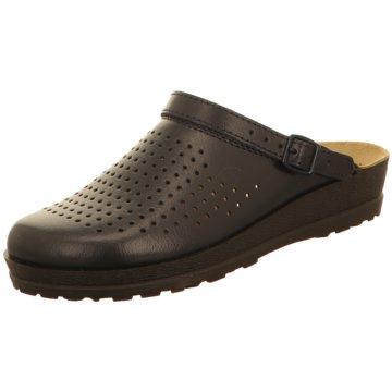 Beck Komfort Schuh blau