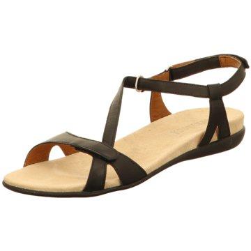 BENVADO Sandale schwarz