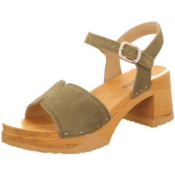 Softclox Sandale grün