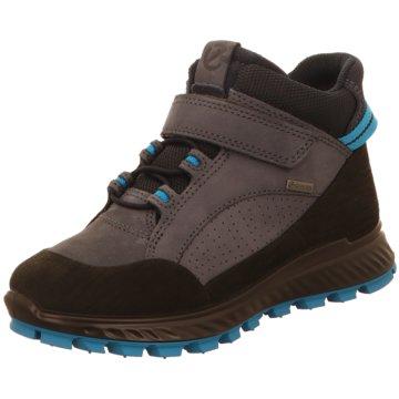 Ecco Sneaker HighExostrike Kids blau