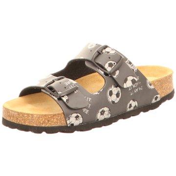 Canadian John Offene Schuhe schwarz