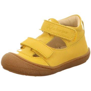 Naturino Sandale gelb