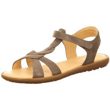 Sabalin Offene Schuhe grau