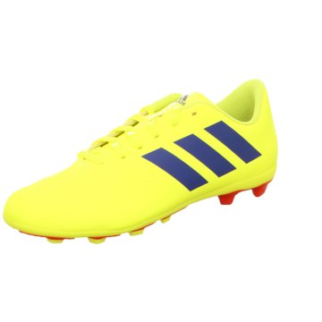 adidas Nocken-SohleNemeziz 18.4 FxG Fußballschuh - CM8509 beige