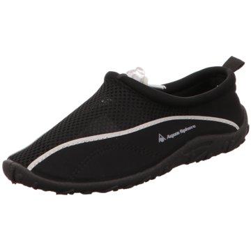 Aqua Lung Wassersportschuh schwarz