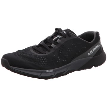 Merrell Natural Running schwarz