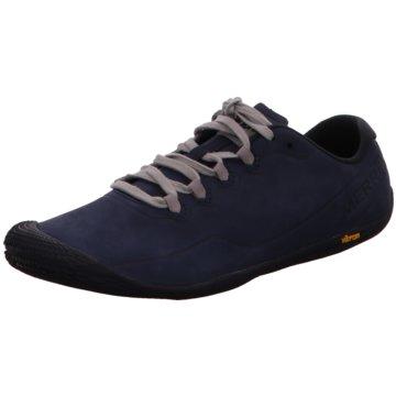 Merrell Komfort Schnürschuh blau