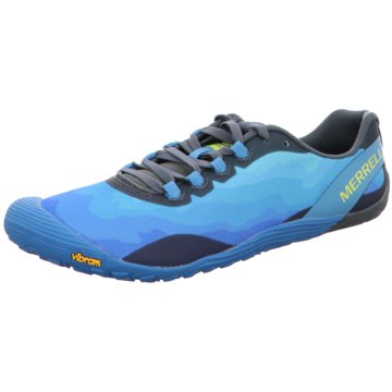 Merrell Natural Running blau