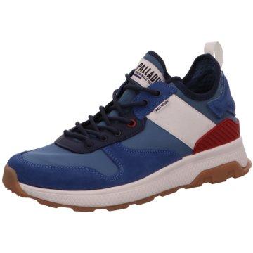 Palladium Sneaker Low blau