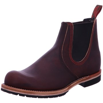 Red Wing Stiefelette braun