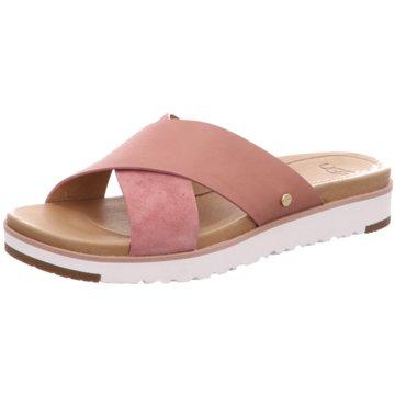 UGG Australia Pantolette rosa